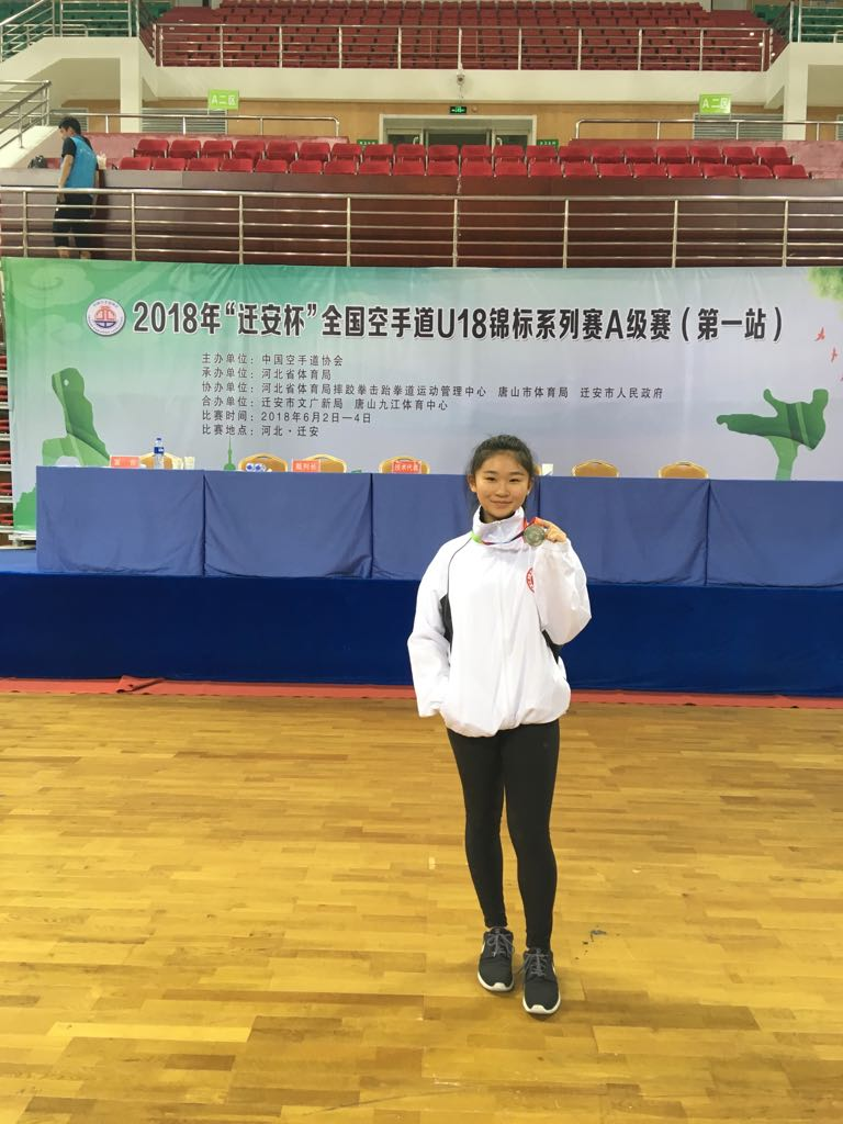 2018 u18 karate chinese premier league result  u2013 gojuryu